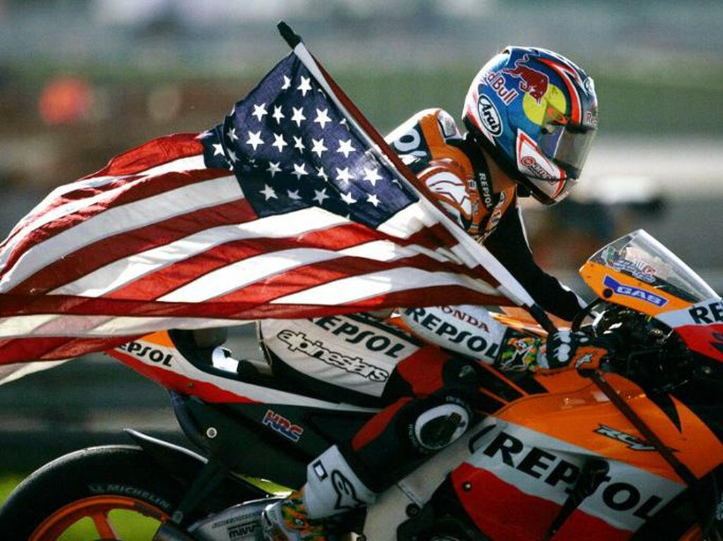 Foto-Foto: Nicky Hayden si Kentucky Kid (1981-2017)