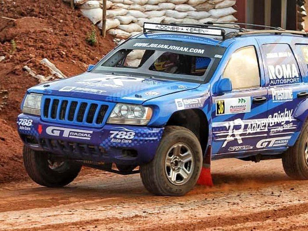 Kejurnas Sprint Rally 2017