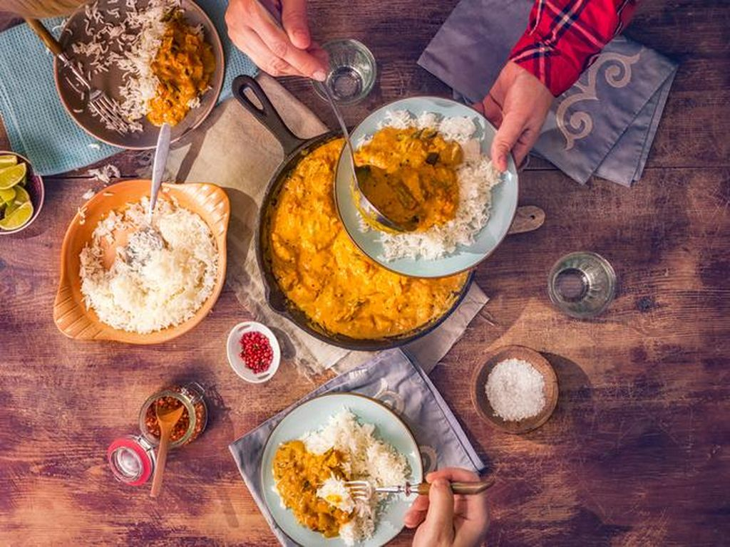 Prinsip Asupan Nutrisi Saat Puasa Sama dengan Hari Biasa