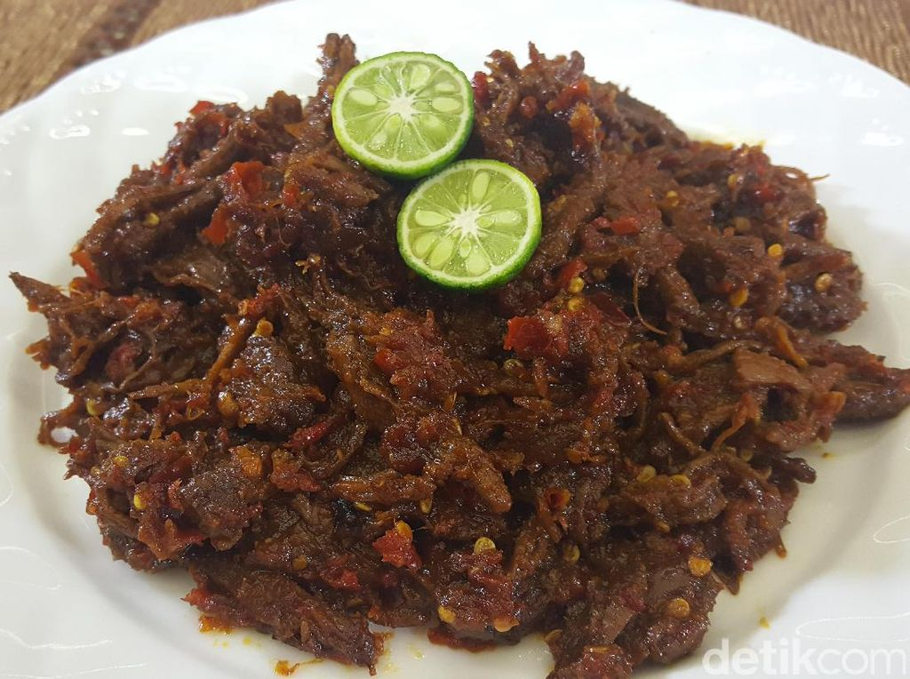Resep Daging : Dendeng Abon Sapi
