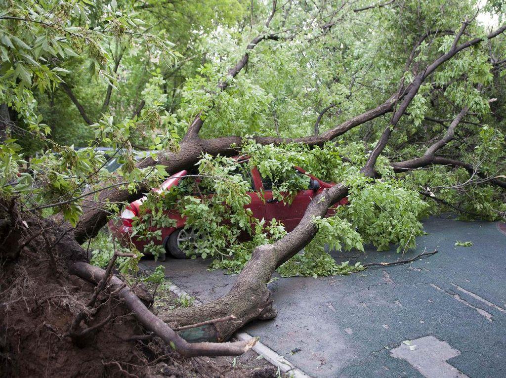 Badai Ganas Terjang Rusia