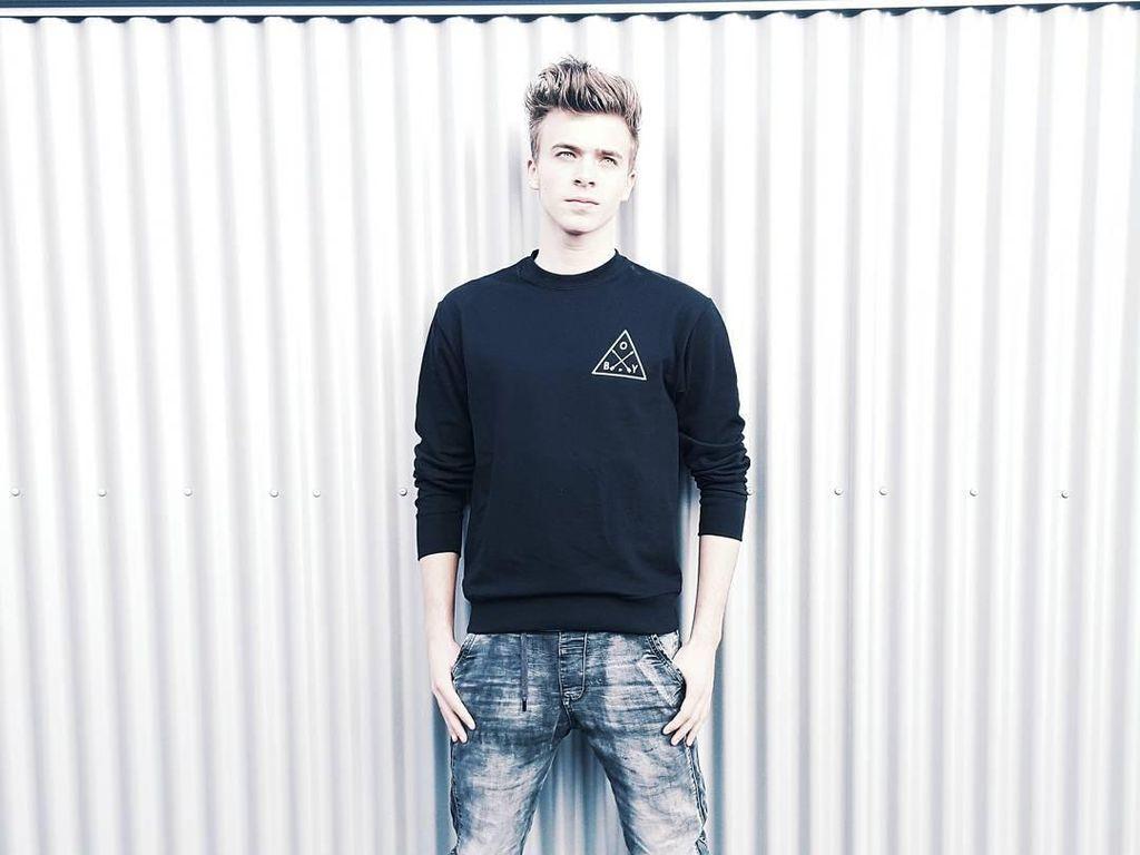 Foto: 10 Fakta Boy Roeles, Security Tampan di Konser Justin Bieber