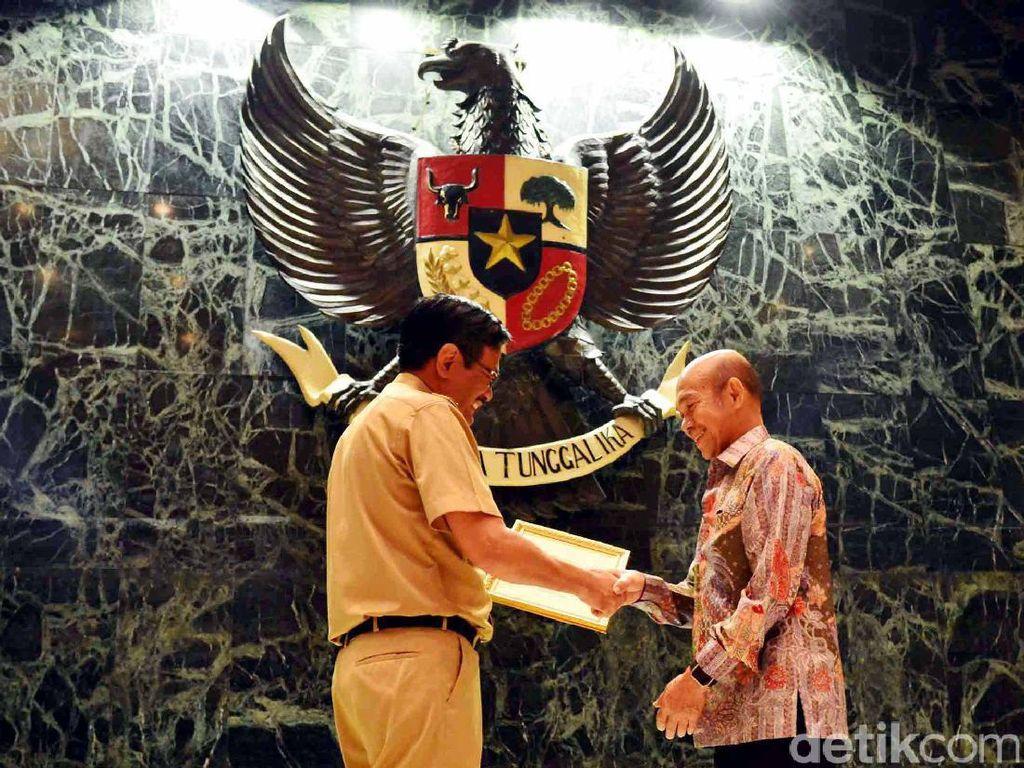 RPTRA di Jakarta Diganjar Penghargaan