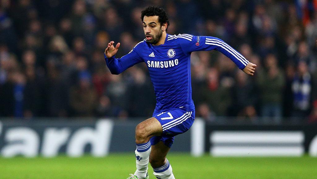 Salah dkk:  Gagal di Chelsea tapi Mengilap di Klub Lain
