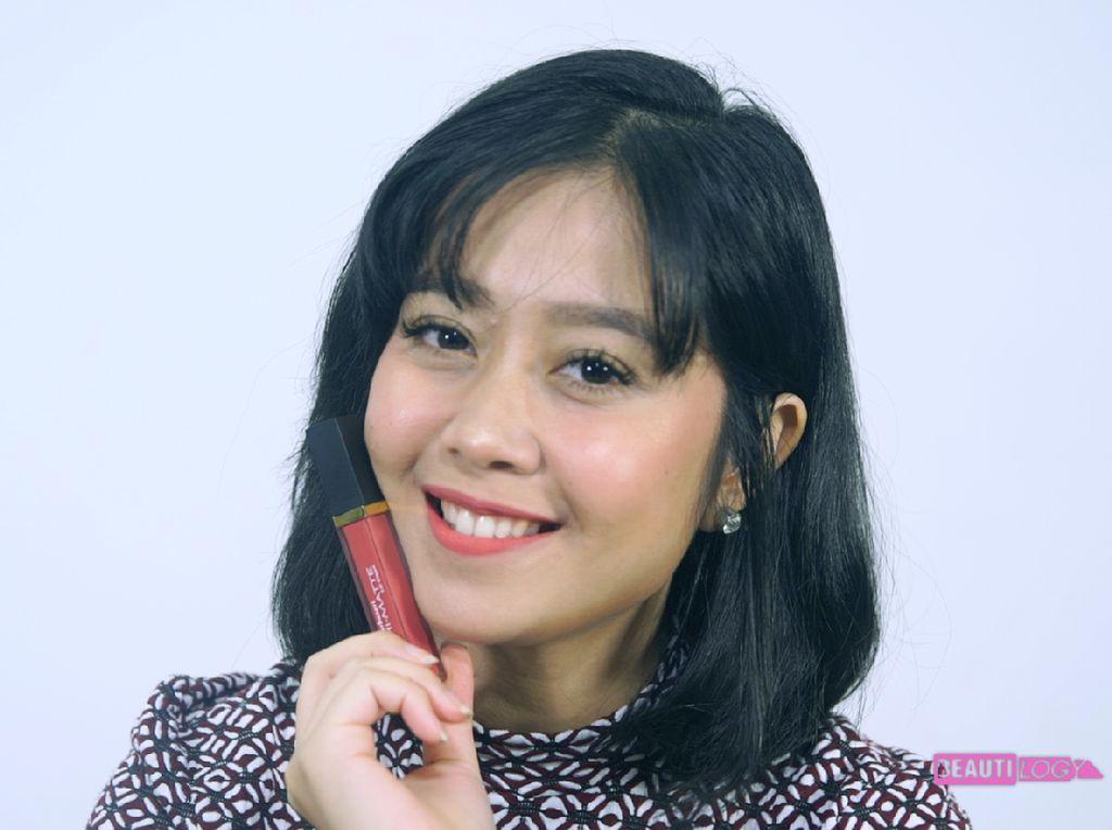 Video Product Review: Lipstik Purbasari Hi-Matte Lip Cream