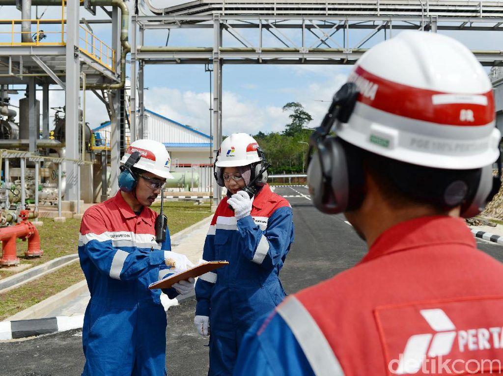 PLTP ini juga mendukung program listrik nasional 35.000 MW.