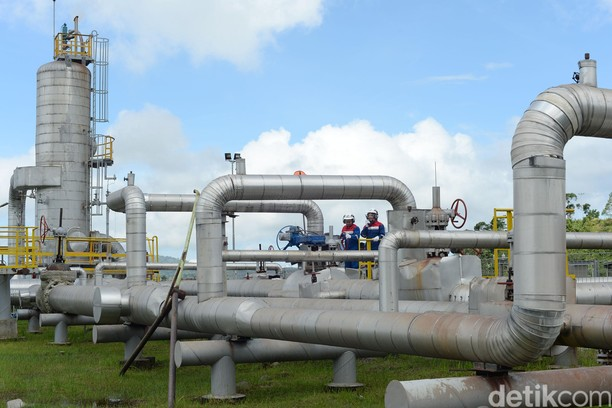 Menelusur Asal Muasal Uap Gas PLTP Ulubelu
