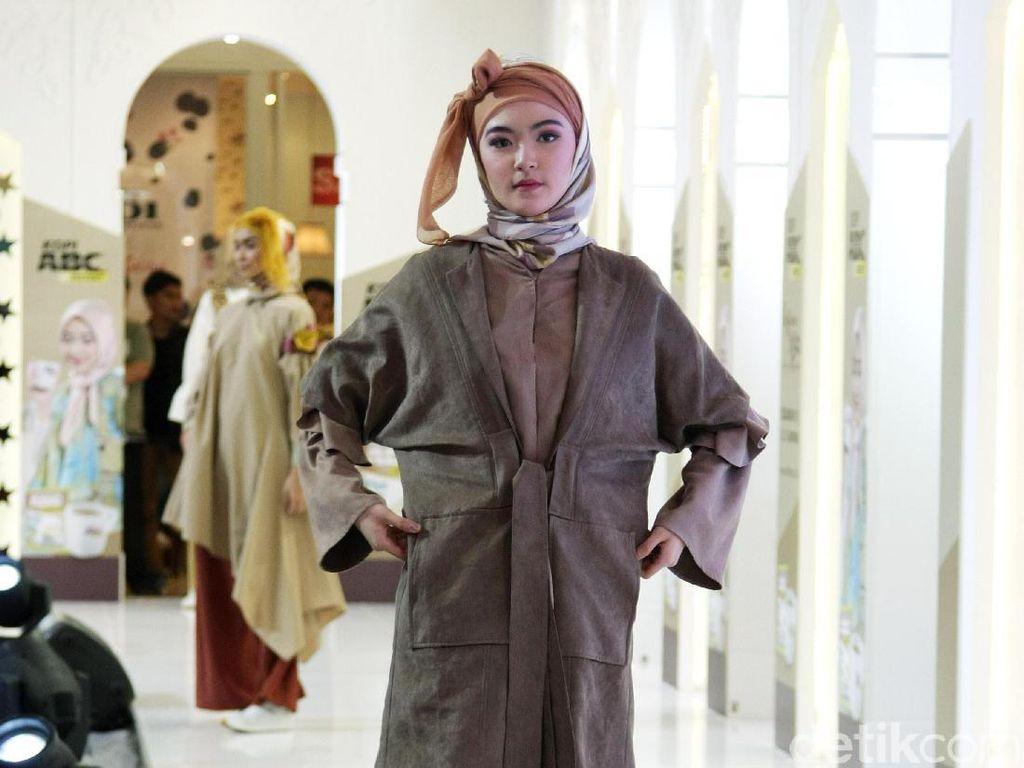 Foto: 15 Inspirasi Baju Lebaran Warna Coffeetone