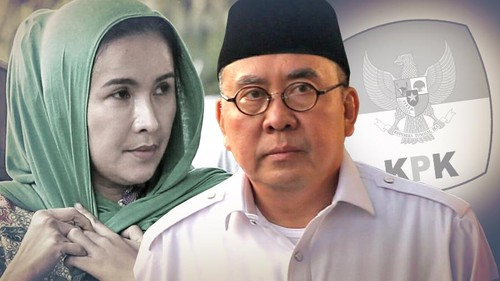 Gubernur Bengkulu Tersangka Suap