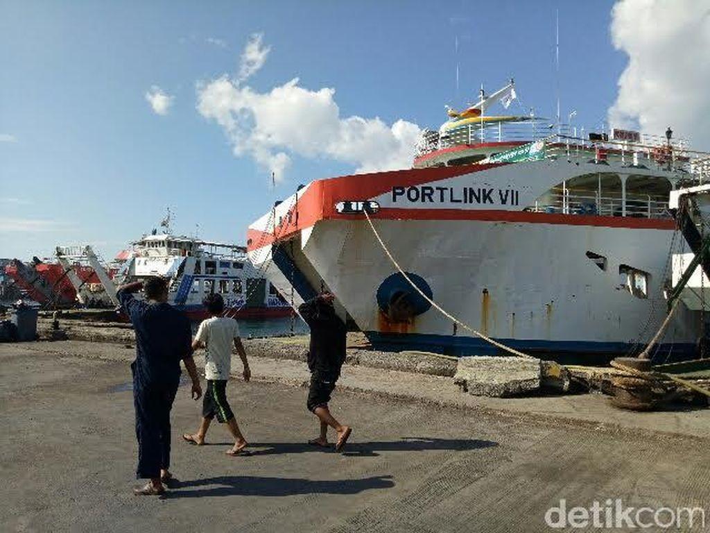 ASDP Ketapang Operasikan Kapal Sapu Jagad