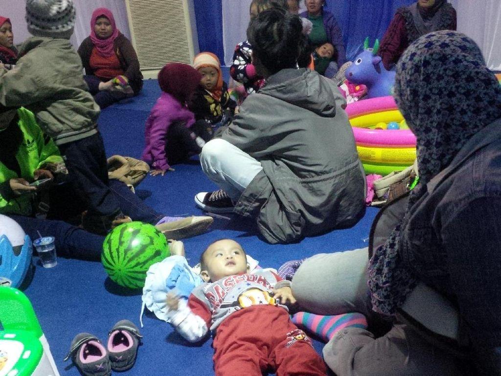Ada Fasilitas Ganti Popok Bayi di Rest Area Pelabuhan Merak