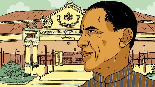 Obama 'Mudik' ke Indonesia