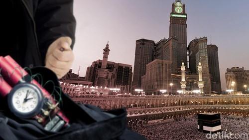 Teror di Masjidil Haram