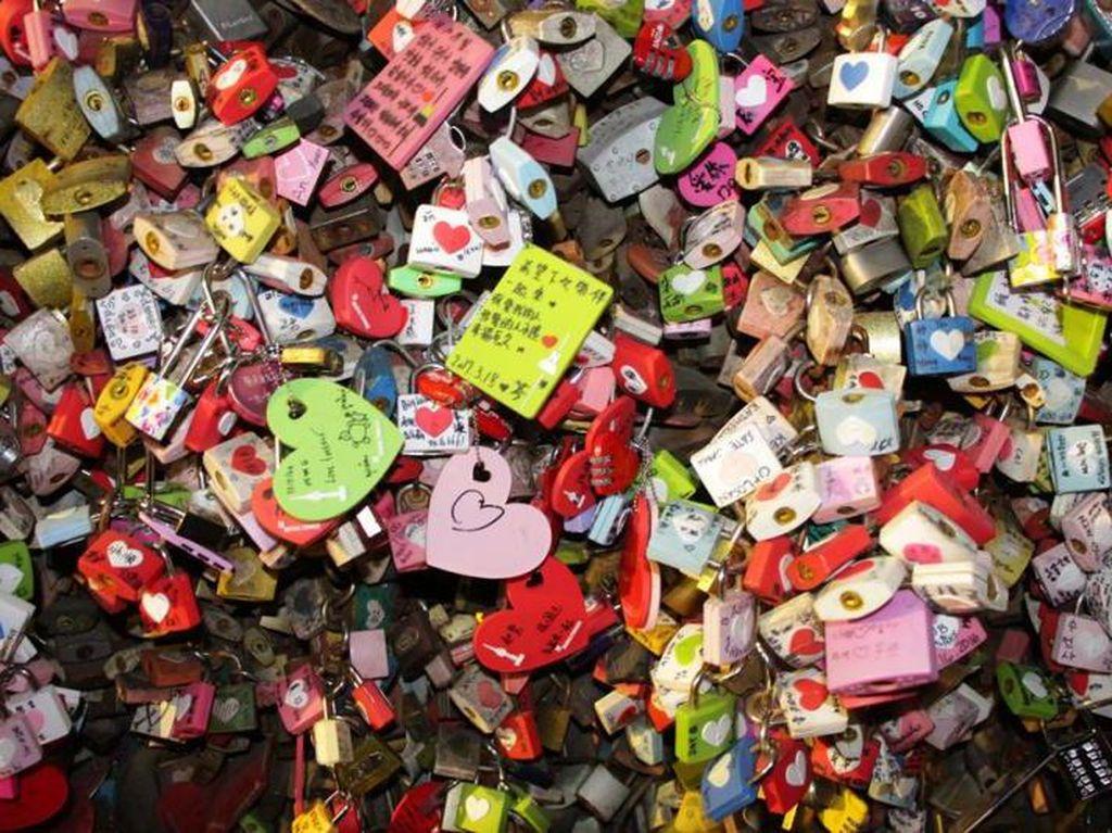 Ini Tempat yang Romantis di Korea Selatan