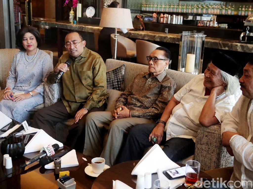 Silaturahmi dan Diskusi Asosiasi Pakar Hukum Pidana-KUHP