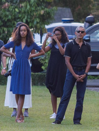 Foto: Transformasi Gaya Putri Barack Obama yang Makin Stylish 1
