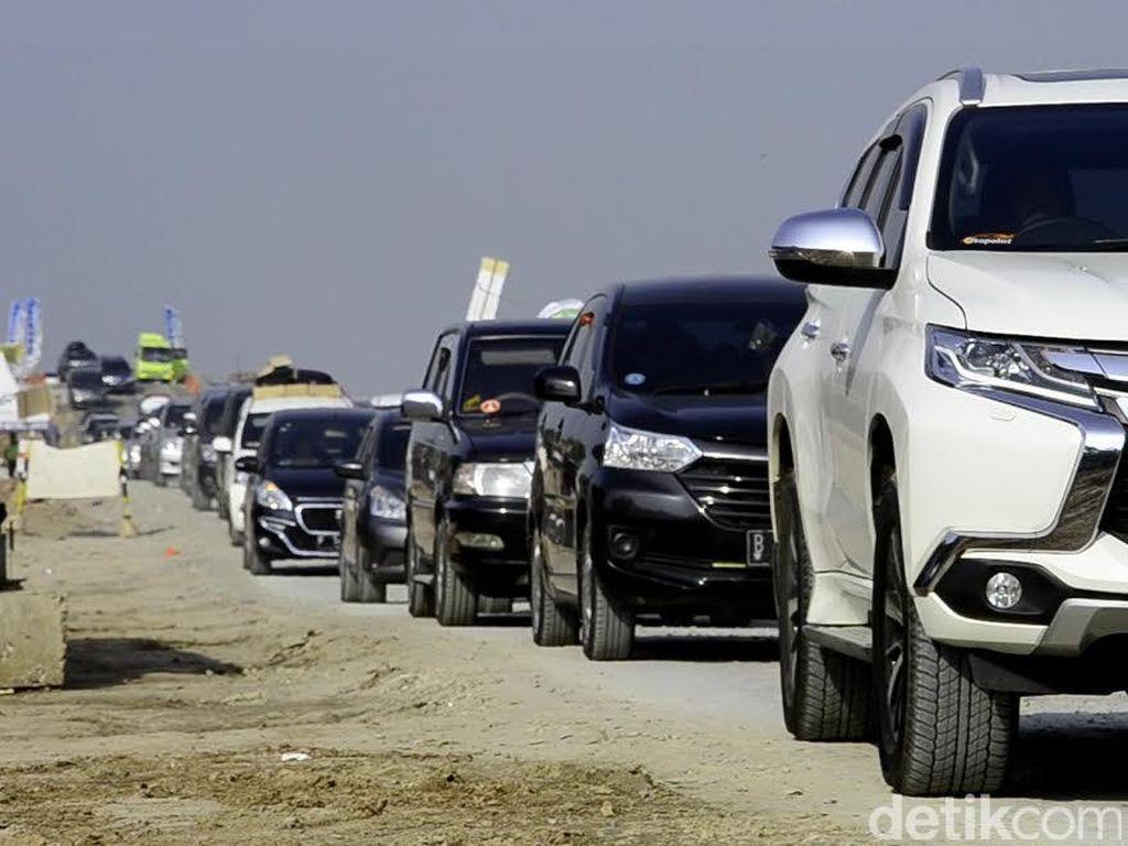 Masih Ada 363.594 Kendaraan dari Jateng Belum Balik ke Jakarta