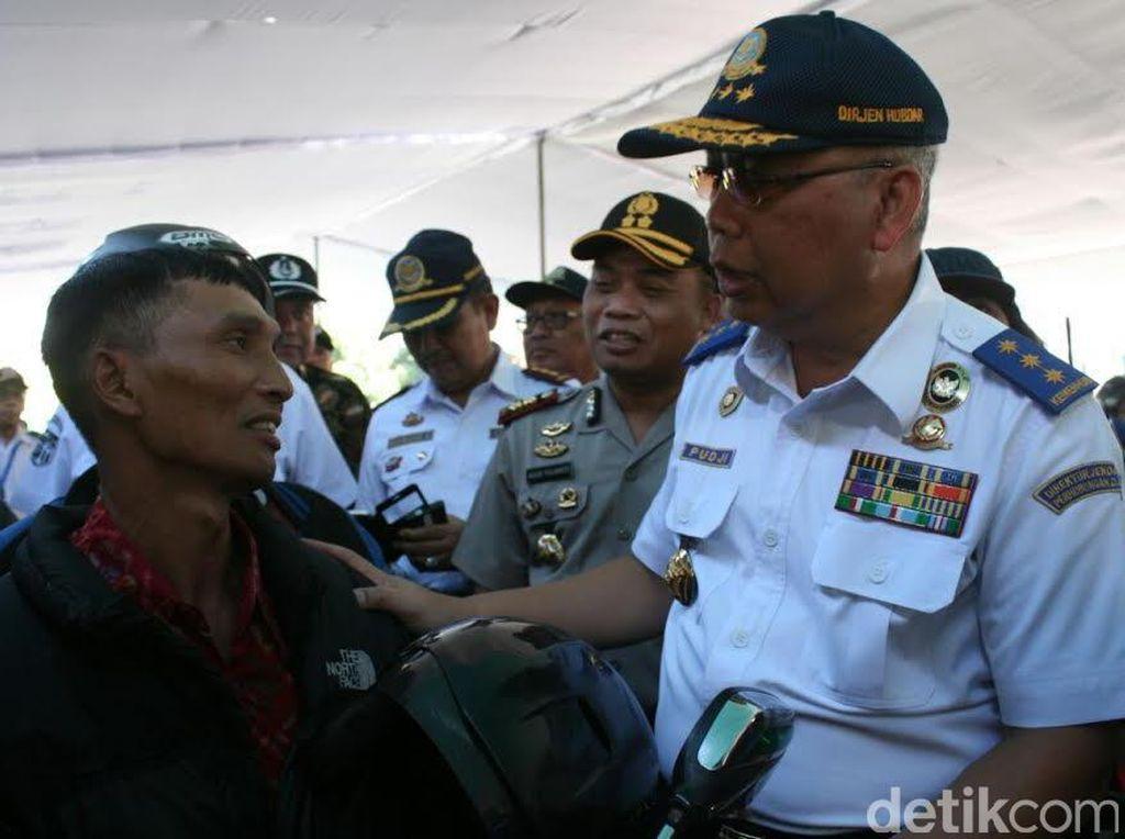 Kecelakaan Bus Restu di Jombang jadi Evaluasi Kemenhub