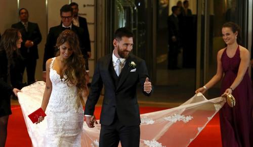 Sweet! Kisah Cinta Masa Kecil Lionel Messi yang Berujung di Pelaminan