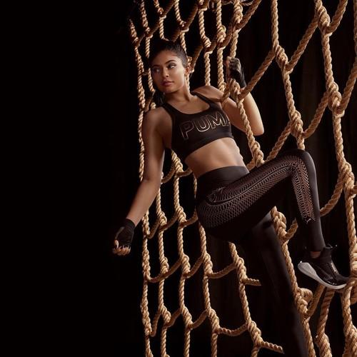 Kylie Jenner Tampil Sporty dan Seksi di Iklan Terbaru Puma