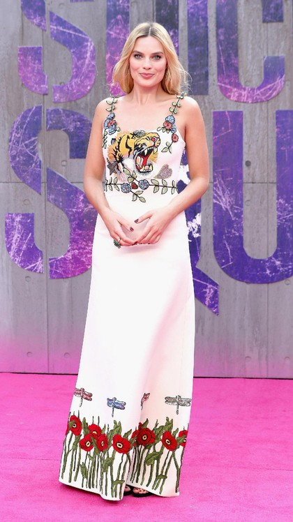 Foto: Gaya Seksi Margot Robbie, Si Cantik Pemeran Harley Quinn