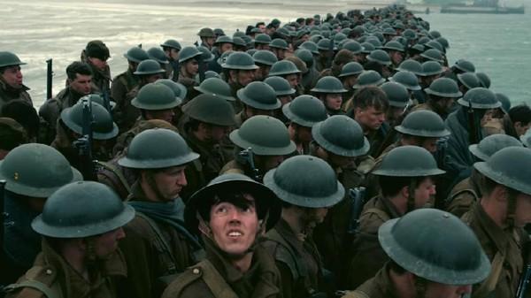 Dunkirk: Pujian untuk Nolan Setelah 'The Dark Knight'
