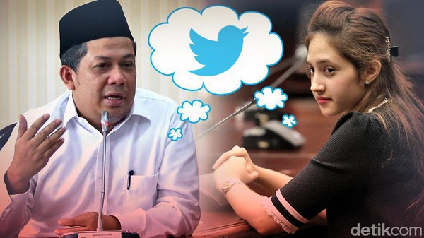 Tsamara Amany VS Fahri Hamzah
