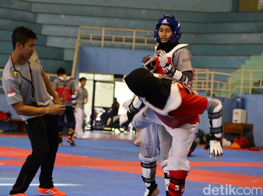 Pada SEA Games 2017 yang dihelat di Kuala Lumpur pada Agustus nanti, taekwondo yakin mampu untuk memenuhi target 2 emas.