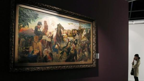 Lukisan Termahal di Indonesia
