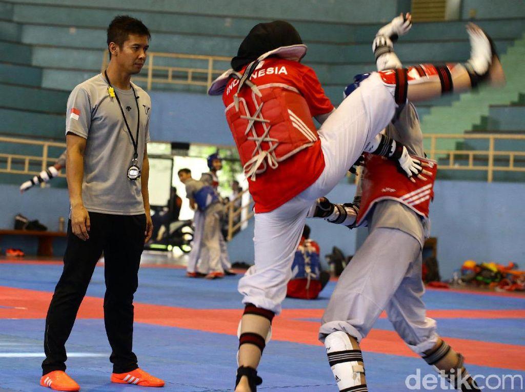 Menuju SEA Games Kuala Lumpur nanti, taekwondo Indonesia akan menurunkan 12 atlet, enam di nomor kyorugi dan enam lainnya dari nomor poomsae (seni).
