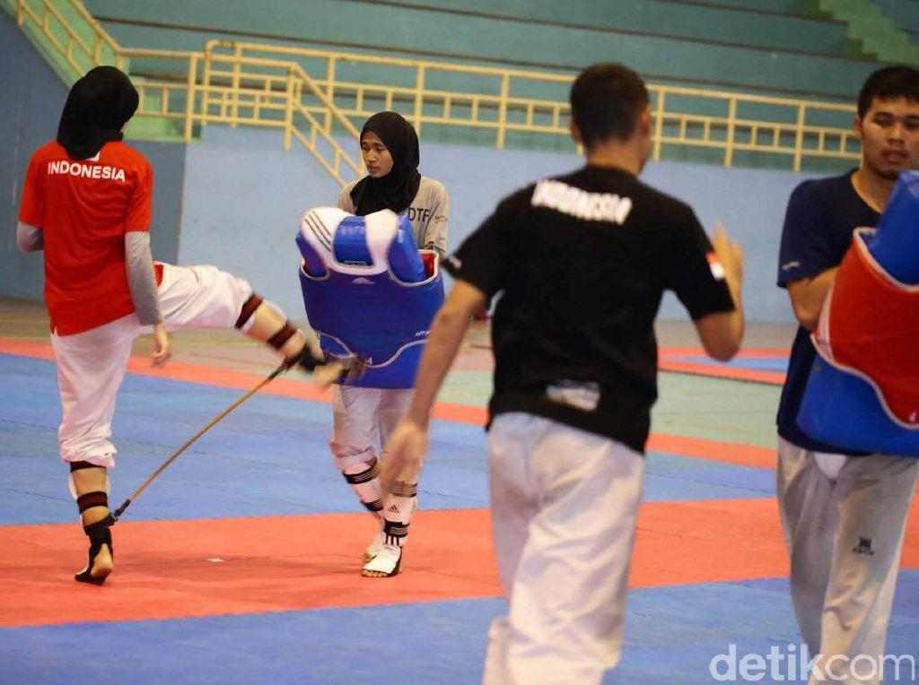Semakin dekat dengan SEA Games 2017 Kuala Lumpur, skuat pelatnas taekwondo kian optimistis untuk memenuhinya. Tak hanya bertumpu Mariska Halindan dan Reynald Atmanegara, tapi juga muka-muka baru.