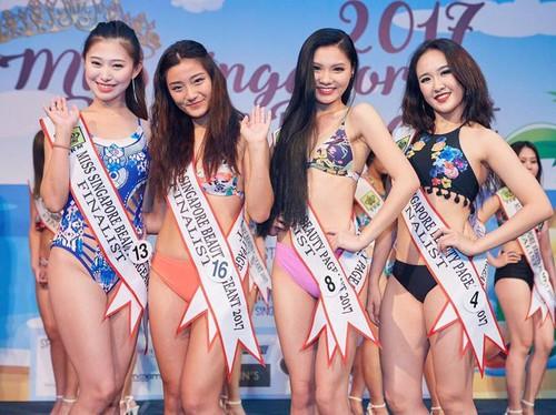 Jawaban Cerdas Finalis Miss Singapore yang Dikritik Jelek oleh Netizen