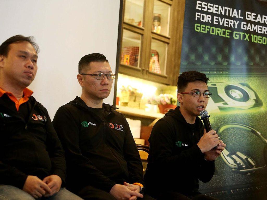 Nvidia akan menghadirkan produk unggulan mereka, GeForce 10 Series, untuk mendukung kenyamanan gamer memainkan game di cyber cafe besutan TNC.
