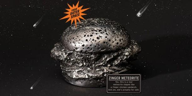 Lihat Keunikan Produk Aneh KFC, Kaos Kaki Sampai Meteorit Rp 256 Juta!