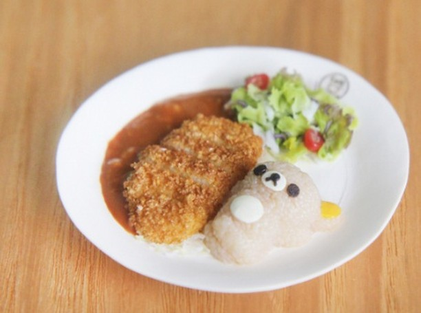 Lucunya, Miniatur Curry Rice, Cake hingga Sushi yang Mungil Menggemaskan!