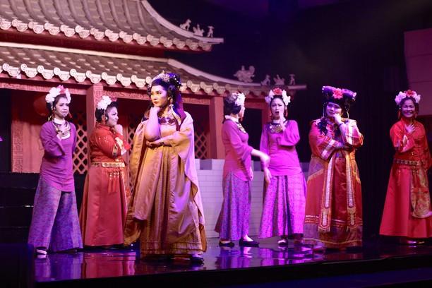 Wayang Musical Mulan