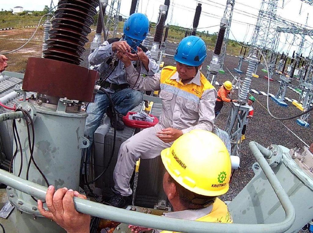 Berbekal 804 tower Saluran Udara Tegangan Tinggi (SUTT) 150 kilo Volt (kV) dan jaringan transmisi sepanjang 503.755 kilometer sirkit (kms), Tragi Palangka Raya melayani kebutuhan listrik, khususnya di Kalimantan Tengah dengan Beban Puncak 137 MW, atau 25% dari total Beban Puncak sistem kelistrikan Kalselteng yang sebesar 540 MW. Pool/PLN.