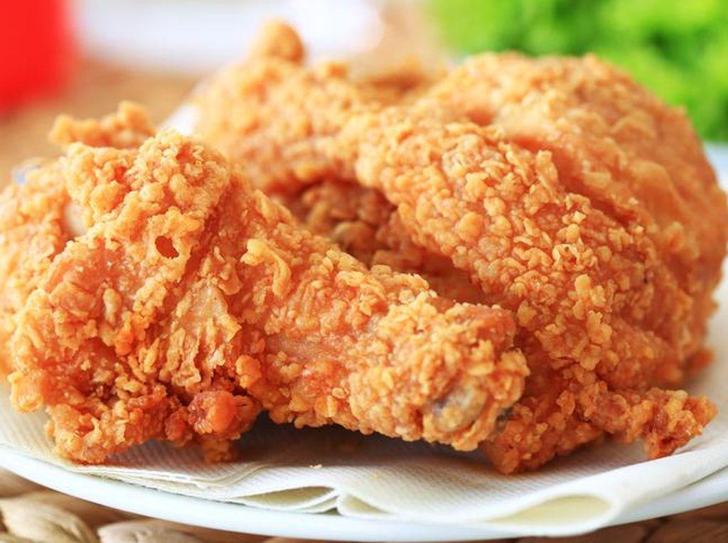 4 Trik Ini Bisa Bikin Fried Chicken Gurih dan Renyah hingga Remahan Terakhir