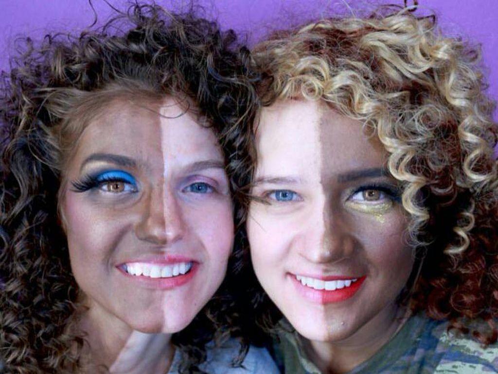 Viral, Beauty Blogger Dikritik Netizen Karena Ciptakan Tren Makeup Rasis