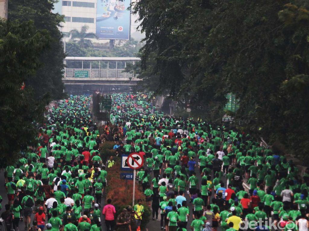 15 ribu Pelari Ikut Milo 10K