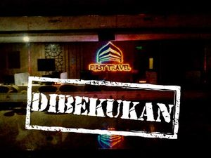 First Travel Dibekukan