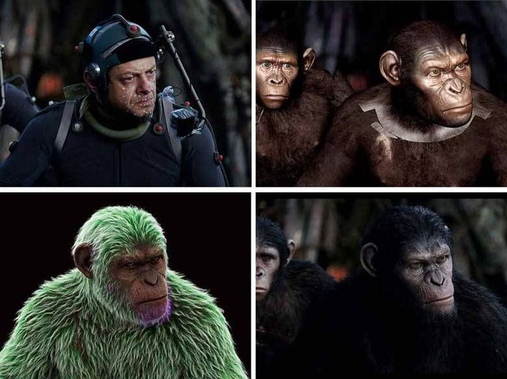 Penipuan di Balik Film Dawn of the Planet of the Apes
