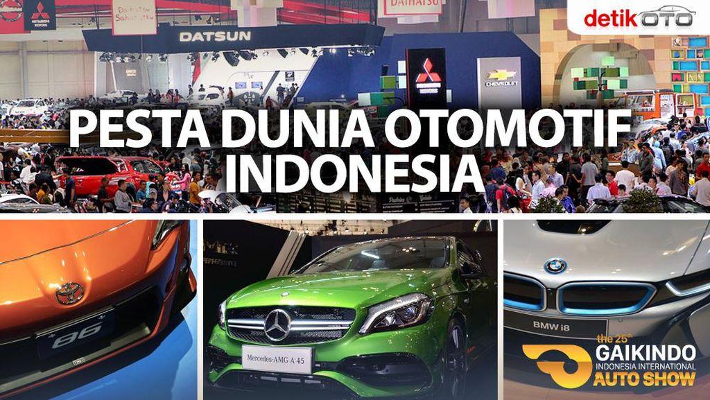 Pesta Dunia Otomotif Indonesia