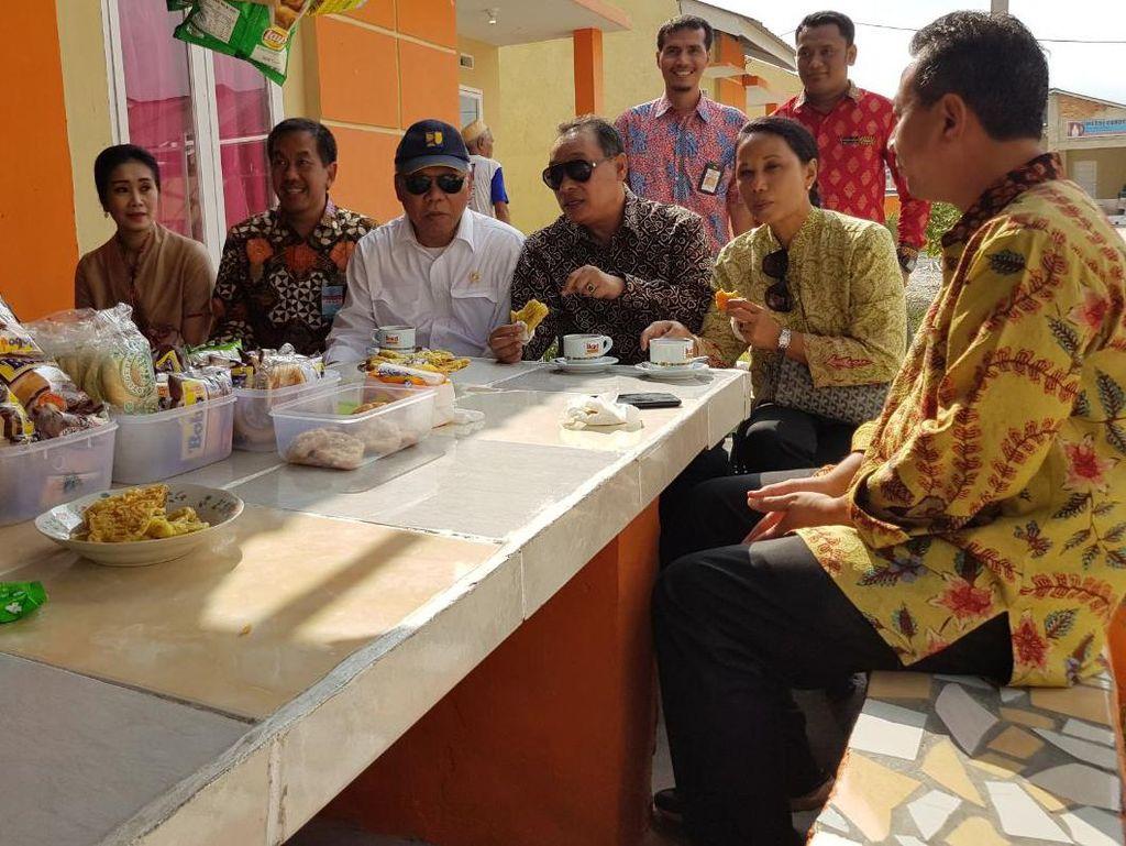 Kala Menteri, Gubernur Hingga Dirut BTN Nongkrong Bareng