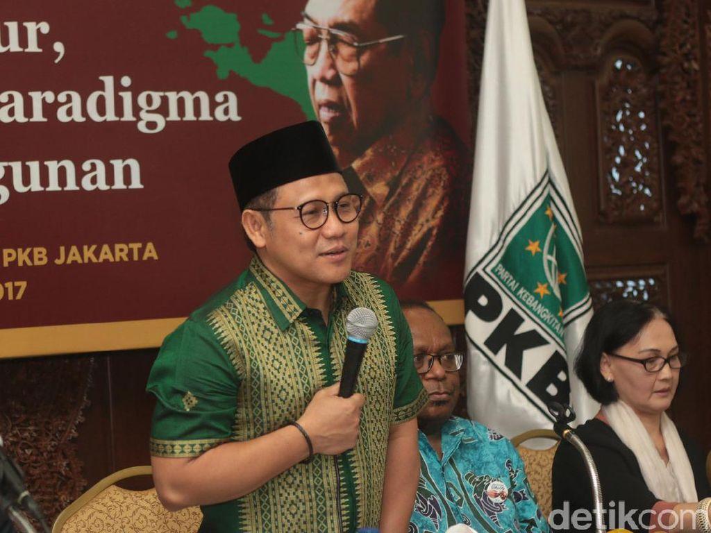 Cak Imin Hadiri Diskusi Gus Dur, Papua dan Paradigma Pembangunan