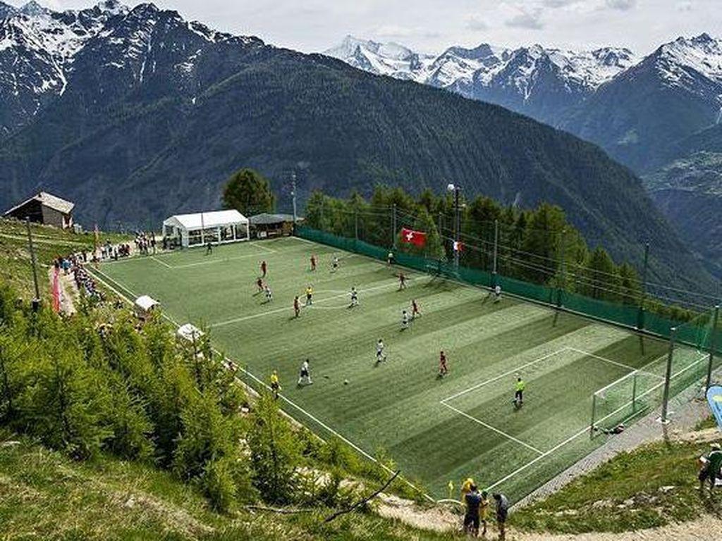 Foto: Stadion-stadion Paling Indah di Penjuru Dunia