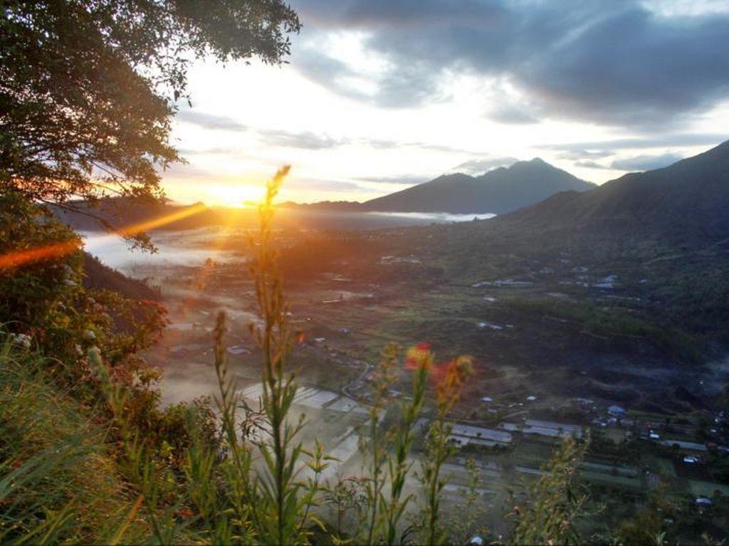 Percaya Nggak Bali Punya Desa Secantik Ini?