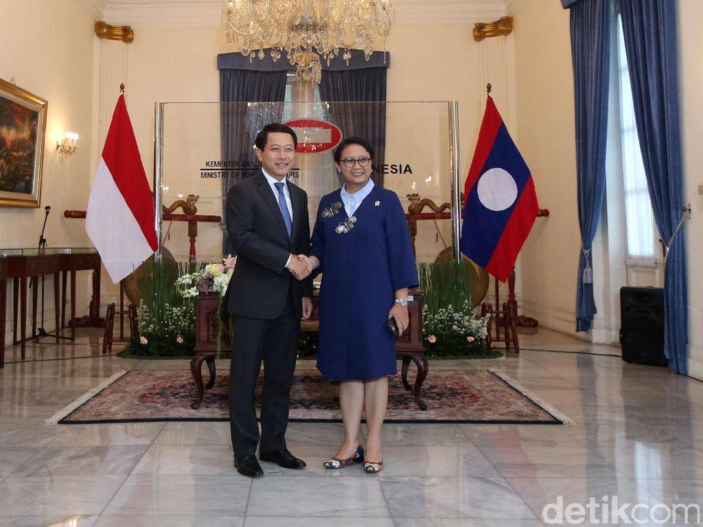 60 Tahun Hubungan RI-Laos