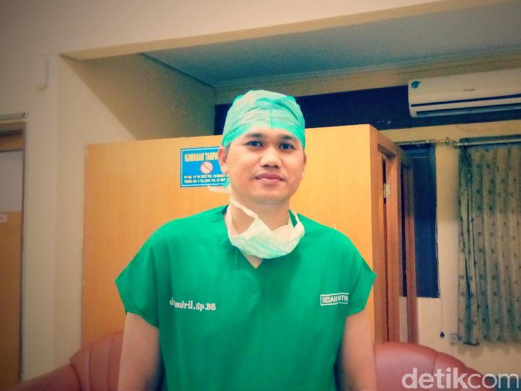 dr Irwan, Pilih Jadi Ahli Angkat Tumor Otak karena Tantangan