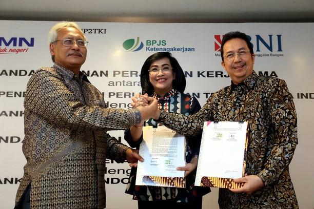 Kerjasama Bank BNI dan BNP2TKI